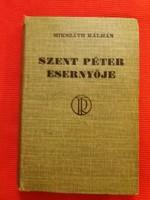 Régi Révay kiadás: Mikszáth : Szent Péter esernyője könyv