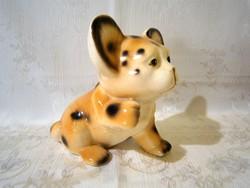 E_006 Nagyon aranyos porcelán oroszlán kölyök 16 cm magas