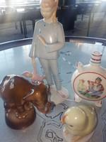 Drasche porcelánok egyben