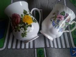 porcelán teás bögre jelöletlen