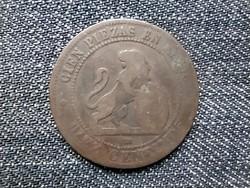 Spanyolország Ideiglenes Kormány (1868-1871) 10 Centimos 1870 OM / id 15786/