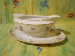 F_011 Nagyon szép Epiag porcelán szószos kínáló tál