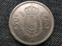 Spanyolország I. János Károly (1975-2014) 50 Peseta (csillagban 78) 1975 / id 15870/