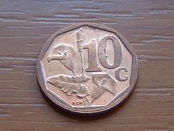 DÉL-AFRIKA 10 CENT 2016 #