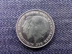Hollandia Beatrix 1 Gulden 1980 / id 13654/