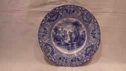 Altrohlau Karlsbad porcelán dísztányér falitál