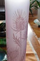 Váza üveg