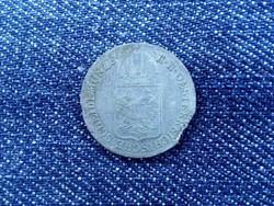 Ezüst 6 krajcár 1849 A / id 2679/