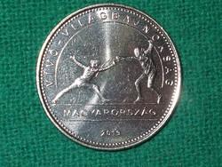 50 Forint 2019 ! Vívó Világbajnokság !