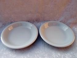 2 db Saturnus Alföldi tányér