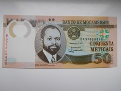 Mozambik 50 meticais 2017 UNC  polymer