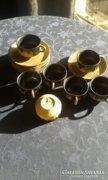 Bod Éva keramikus kávéskészlete, tökéletes állapotbam