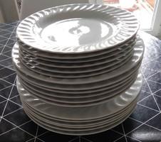 Román APULUM  porcelán tányérkészlet, 6 személyes