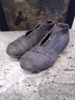 Antik futball cipő 1950-es évek
