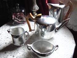 Kávés-teás készlet az 50-es évekből