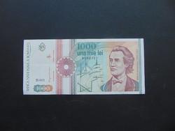 1000 lei 1991 Románia Szép ropogós bankjegy