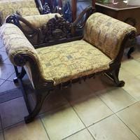 Renesans jellegű ülőgarnitúra