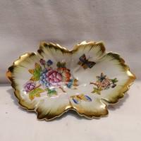 Herendi porcelán Viktória tál