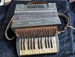 Wehrmacht feliratos harmonika