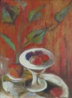 0Y108 Ismeretlen festő : Asztali csendélet