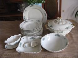 Schőnwaldi antki porcelán készlet