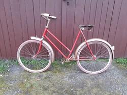 Régi retró Szovjet Orosz Skolnyik gyerek bicikli kerékpár