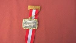4. Wandertag 1972  kitűző olimpiai!
