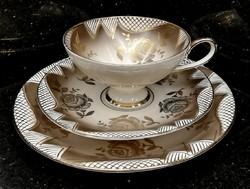 Bavaria porcelán kávés, teás, reggeliző csésze, szett