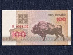 Fehéroroszország 100 Rubel bankjegy 1992 / id 11800/