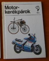 KOLIBRI könyvek - Motor-kerékpárok