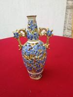Fischer kerámia váza gyönyörű!