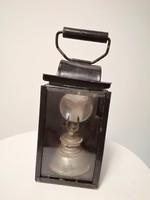 Antik viharlámpa,viharlámpás