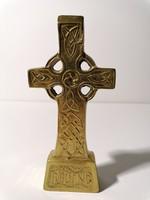 Kelta bronz kereszt (274)