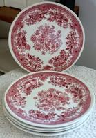 Villeroy & Boch Fasan 5 db desszertes tányér egyben