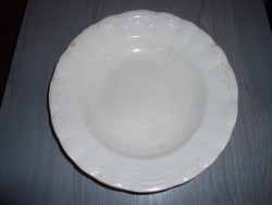 Régi Granit mély tányér