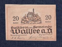 1 db osztrák szükségpénz 1920 (id7573)