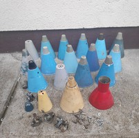 Harmonika- ill. olló-lámpáknál használt burák