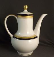 Winterling tea  kiöntő  echt cobalt