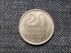Szovjetunió (1922-1991) 20 Kopek 1961 / id 15983/