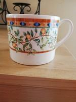 Angol porcelán pohár 2,5 dl-es