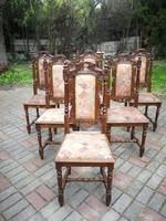 Reneszánsz székek
