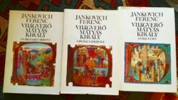 Jankovich Ferenc Történelmi trilógiája