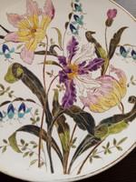 Alt Wien kézzel festett falitányér