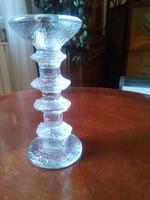Alvar Aalto uveg gyertyatarto elado
