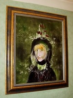 Szász Endre: Női portré