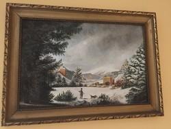 Ismeretlen Osztrák festő