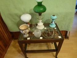 Üveg petróleumlámpa búra (5.)