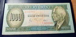 1000 forint 1983 márciusi B!