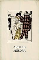 Apollo Műsora, Maria Likarz (Wiener Werkstätte) címlappal