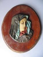 Antik, Madonna falidísz (29 cm)
